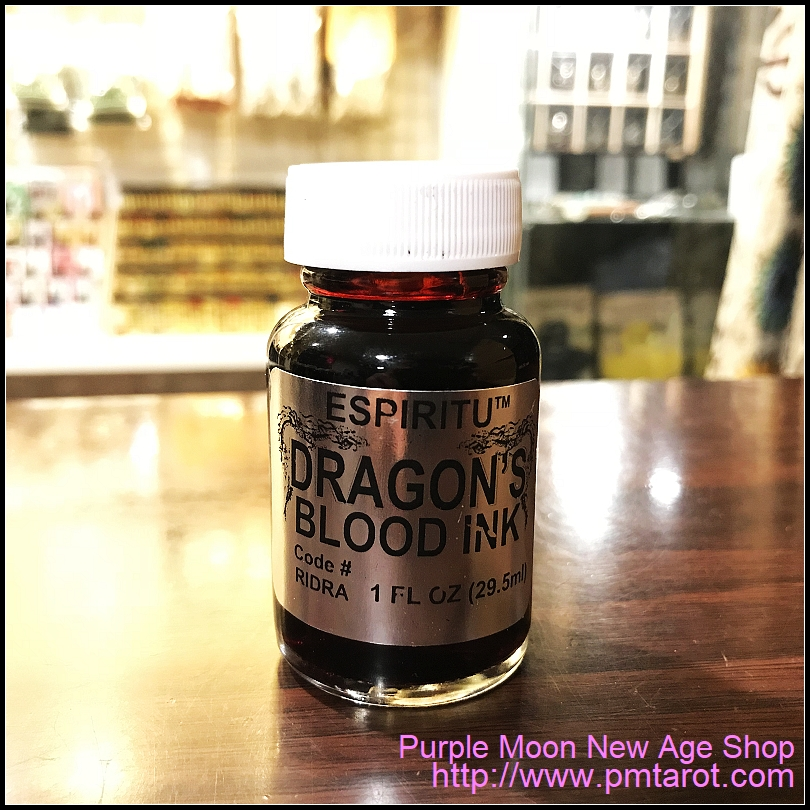 Inks - Dragons Blood Ink