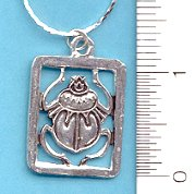 Amulet: Egyptian Beetle