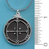 Amulet: Fourth Pentacle of Mars