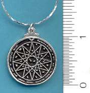 Amulet: Fourth Pentacle of Mercury