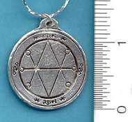 Amulet: Saturn Seal of Protection