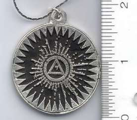 Amulet: Seal of Schemhamphoras