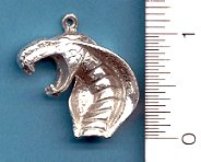 Amulet: Snake Head