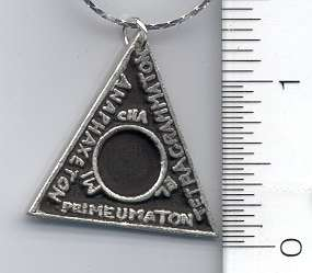 Amulet: Solomon`s Magic Triangle