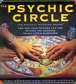 Psychic Circle (Ouija Board) by Zerner/ Farber
