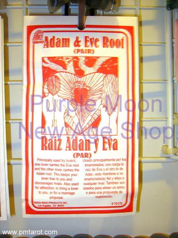 Adam & Eve Roots