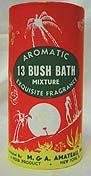 Bath: 13 Bush Bath