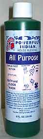 Wash: All Purpose