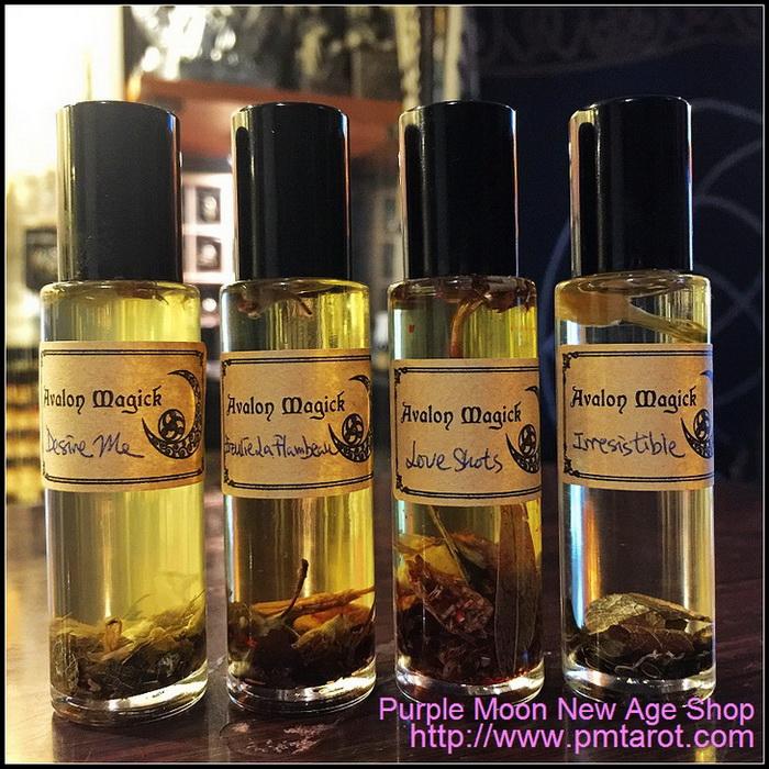 Avalon Perfume Oil Roll-On