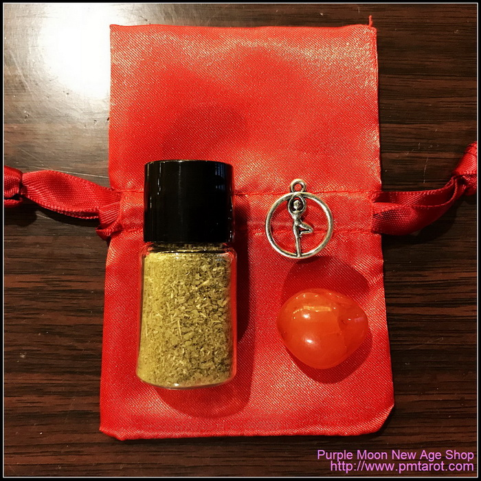 Avalon Magick Lucky Stone Charm Bag - Weight Loss - Speed Up Metabolism