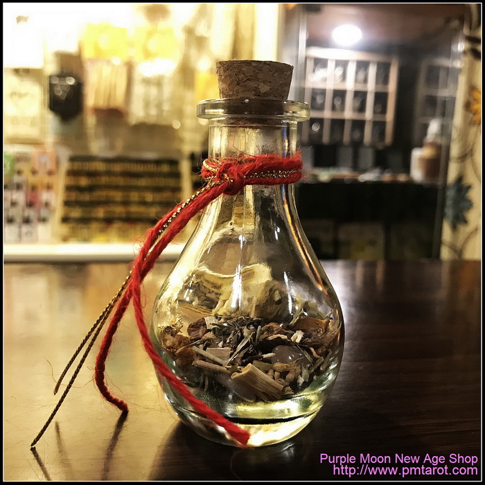 Avalon Magick - Love Wishing 2019 Witch Bottle (Limited Supply)