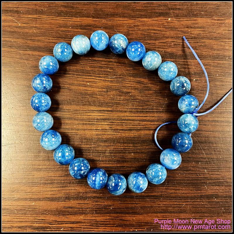 Avalon Magick - 藍磷灰石手鍊