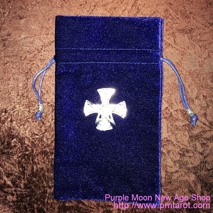 Blue Tarot Bag