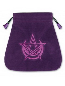 Pagan Moon Tarot Bag