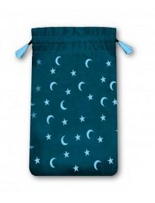 Moon & Stars Mini Tarot Bag