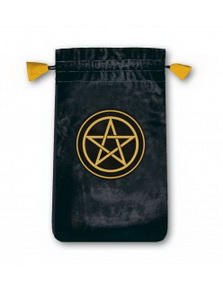 Pentacle Mini Tarot Bag