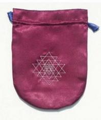 Shri Yantra Tarot Bag