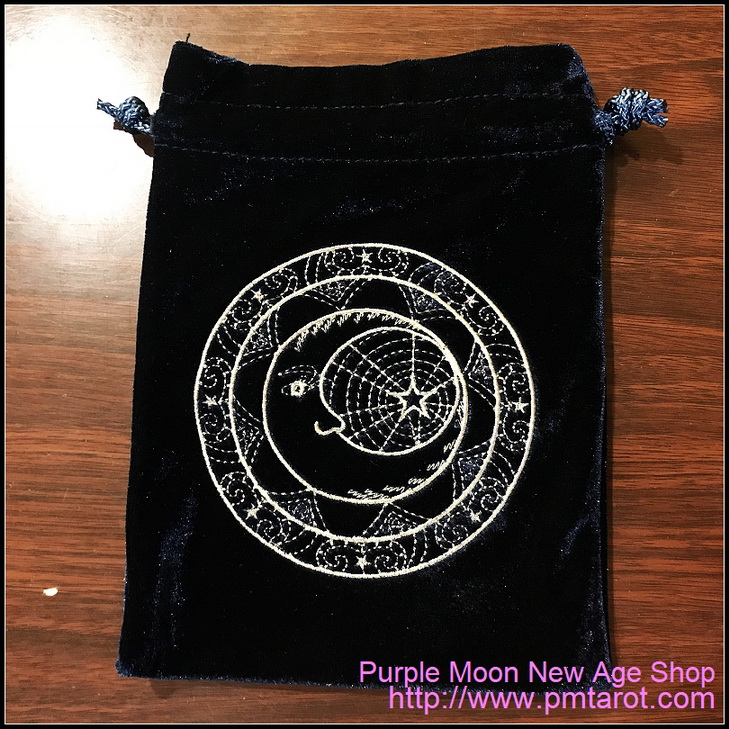 Celestial Moon Tarot Bag