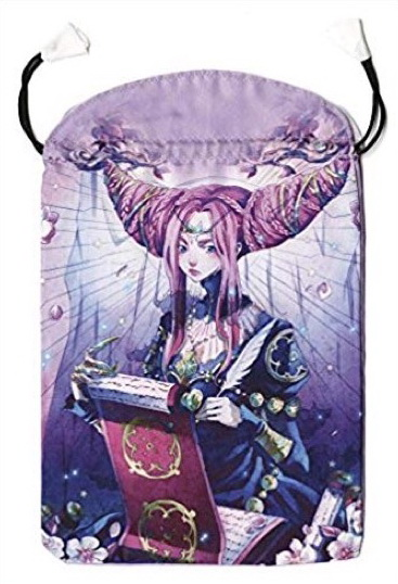 Mystical Manga Tarot Bag