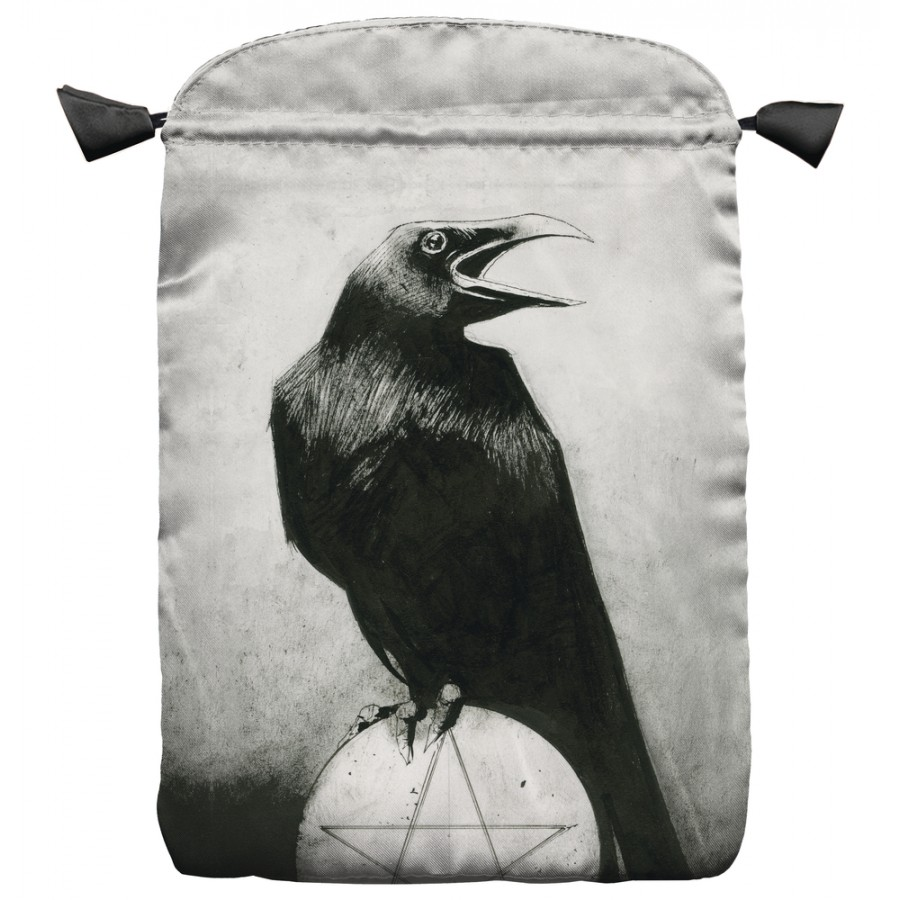Crows Tarot Bag (pre-order sept 2020)
