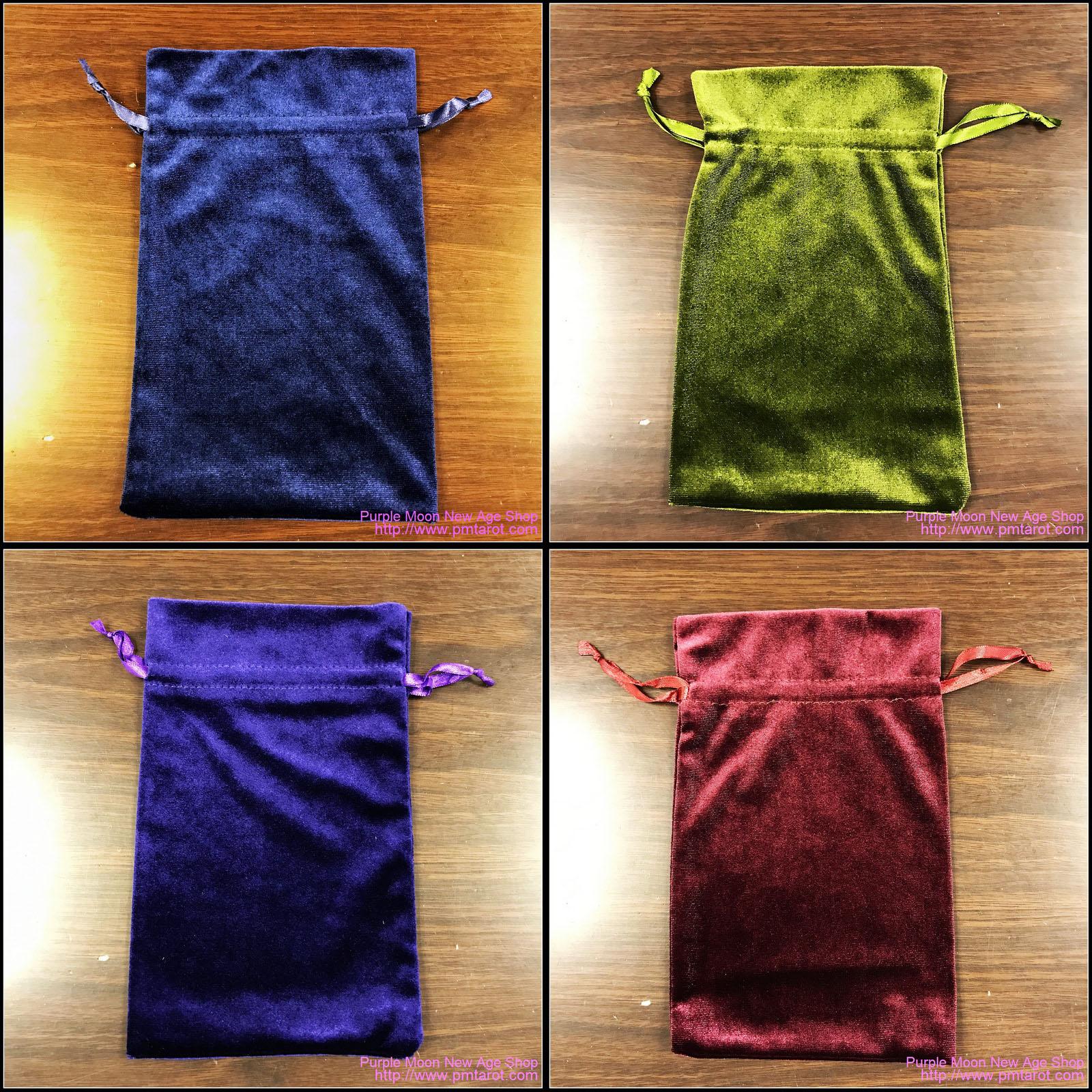 Velvet Tarot Bag
