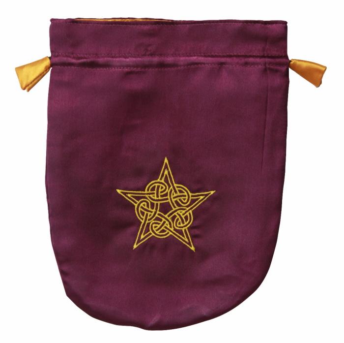 Celtic Pentacle Tarot Bag
