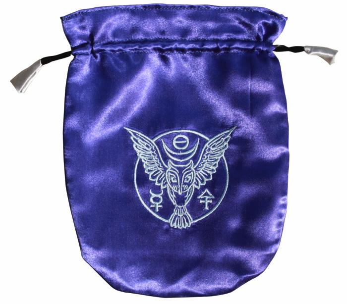 Rune Owl Tarot Bag