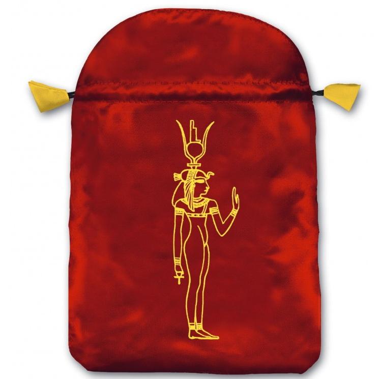 Cleopatra Satin Tarot Bag