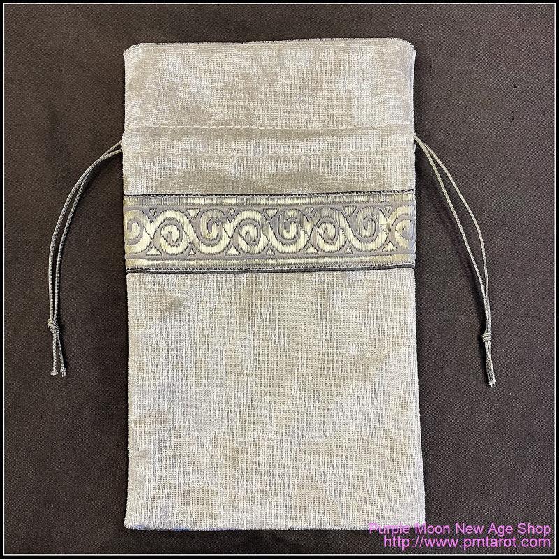 Grayish White Tarot Bag (缺損商品)