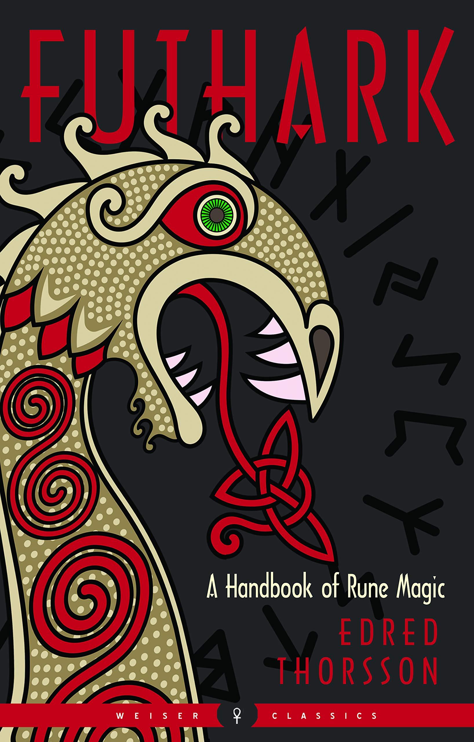 Futhark: Handbook Of Rune Magic by Thorsson/flowers