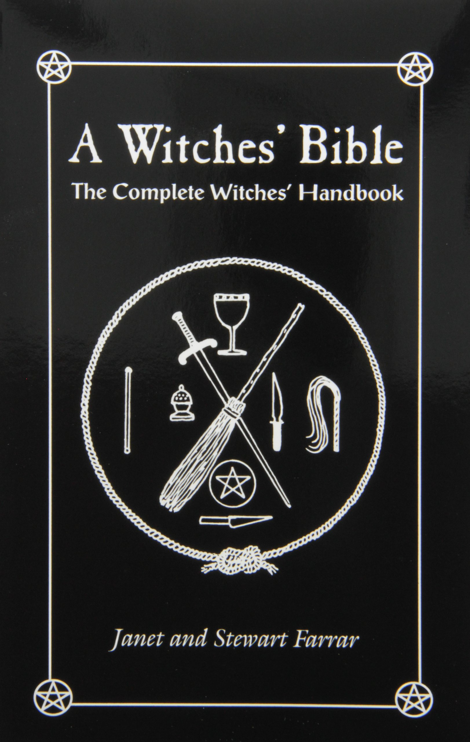 Witches Bible, The Complete Witches Handbook by Farrar/Farrar