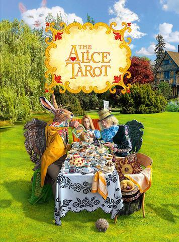 The Alice Tarot Companion Book 2nd Edition