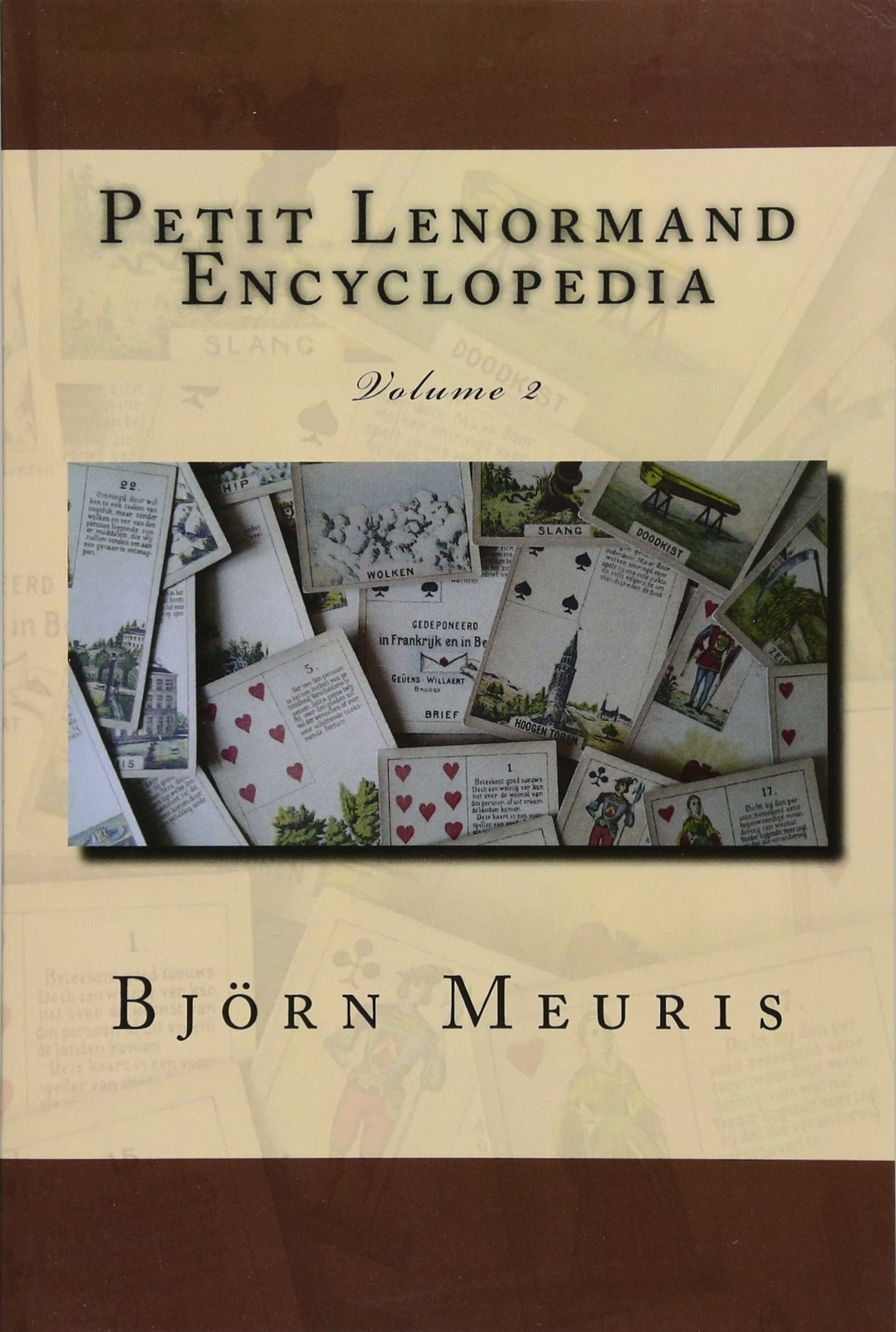 Petit Lenormand encyclopedia: Volume 2