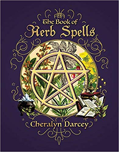Book of Herb Spells (Spellbook Series)