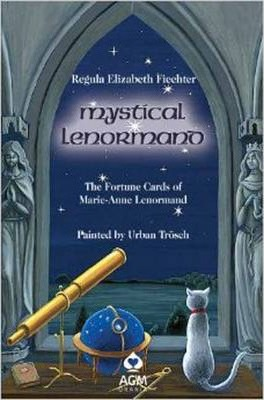 Mystical Lenormand Book : The Fortune Cards of Marie-Anne Lenormand