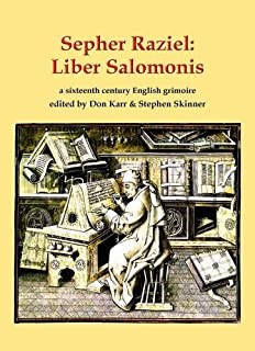 Sepher Raziel - a 1564 grimoire