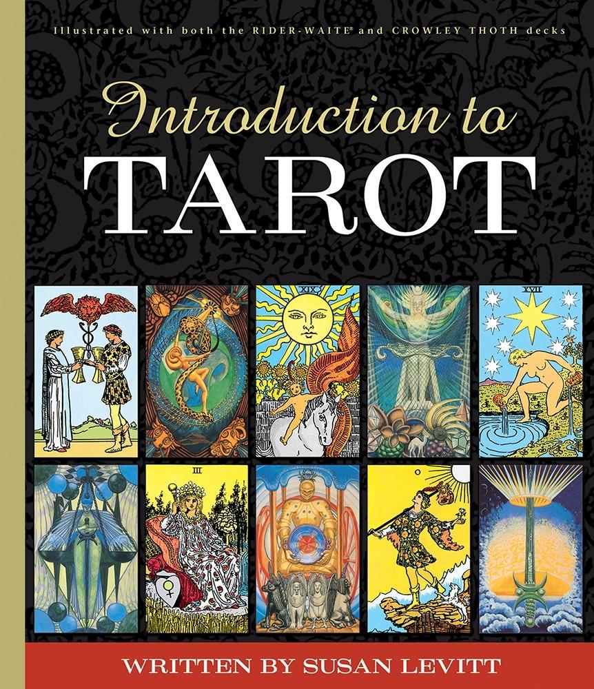 Introduction to Tarot Book