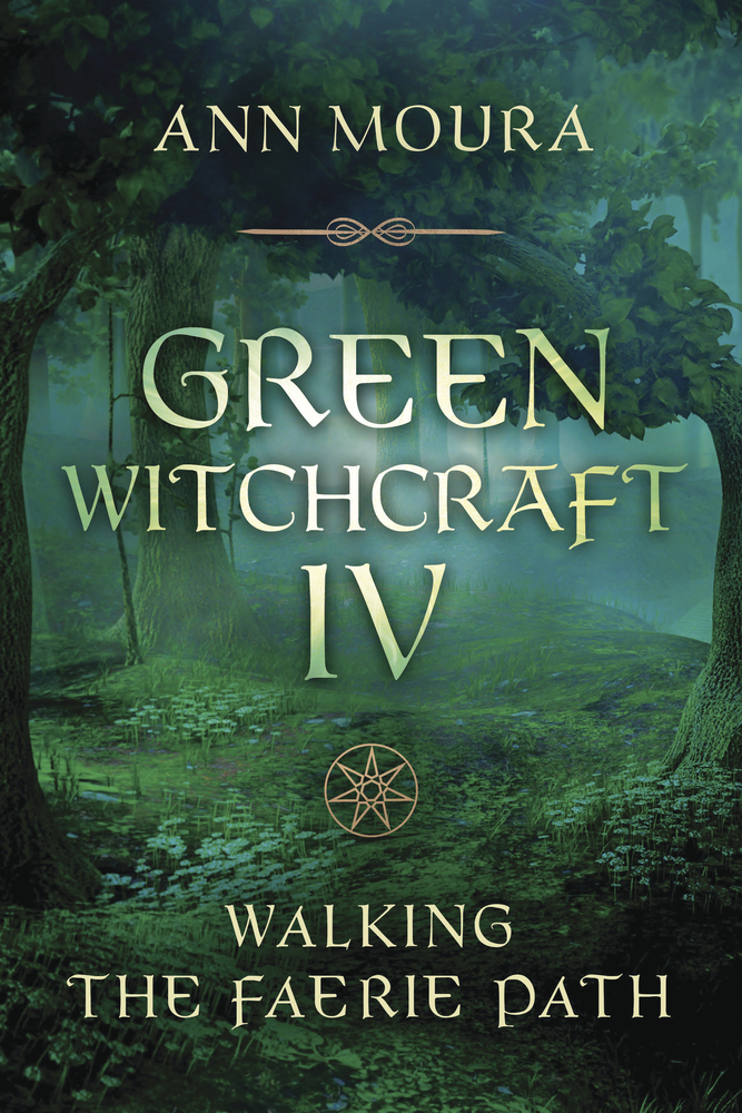 Green Witchcraft IV by Moura, Ann