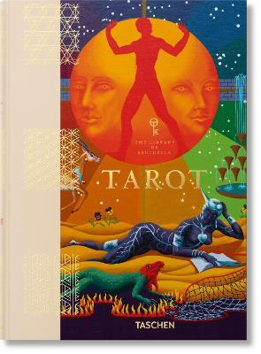 Tarot. The Library of Esoterica 塔羅完整視覺百科