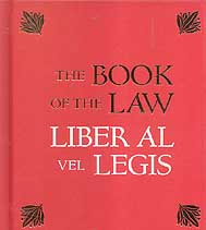 Book of the Law (hc) by Crowley, Aleister