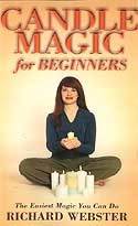 Candle Magic for Beginners by Webster, Richard