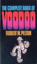 Complete book of Voodoo by Pelton, Robert