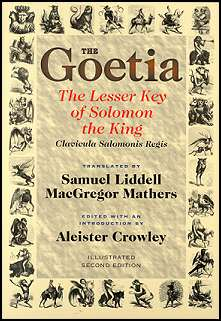 Goetia: Lesser Key of Solomon by Liddell/Mathers