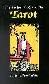 Pictorial Key to the Tarot by Waite, A E