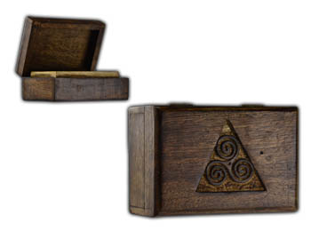 Triskele box