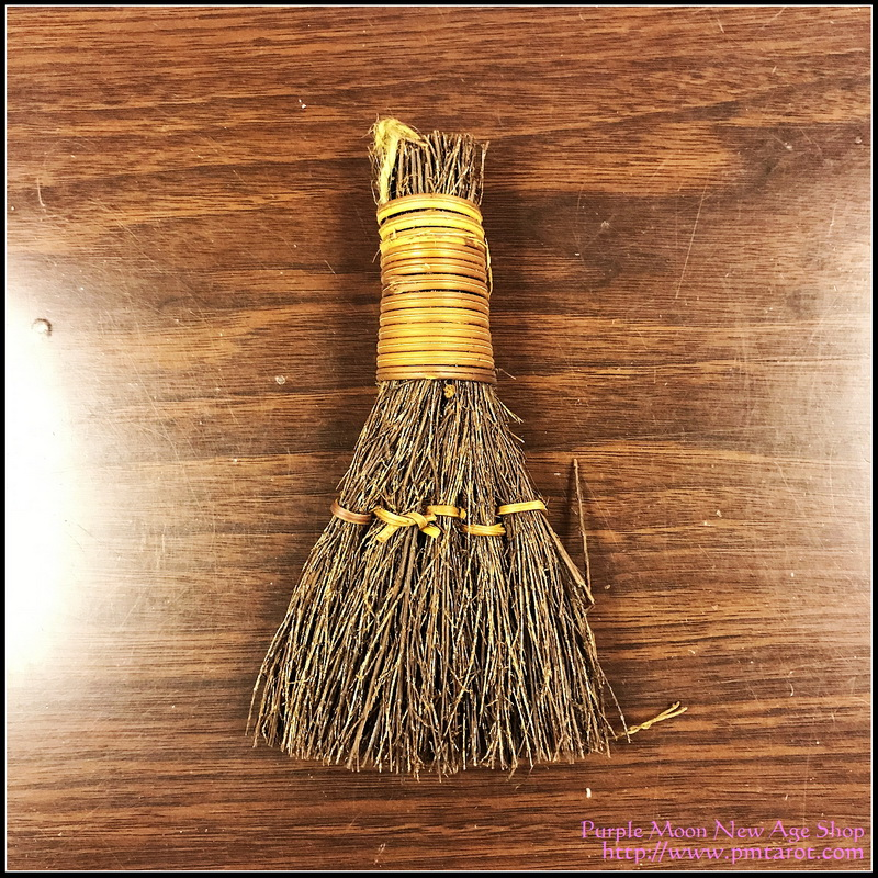 Natural Cinnamon Broom 6
