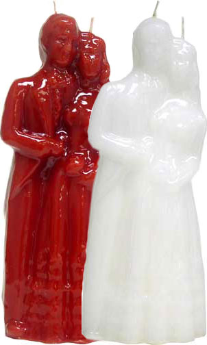 10 Inch Marriage Image Ritual Candle