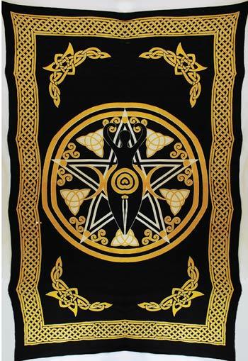 Goddess of Earth Tapestry (72x108)