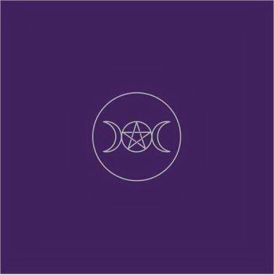 Pagan Circle Tarot Cloth