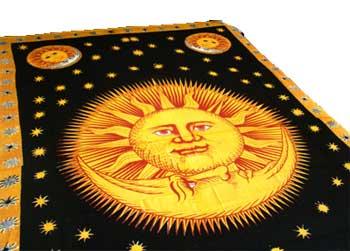 Sun God Tapestry (72x108)